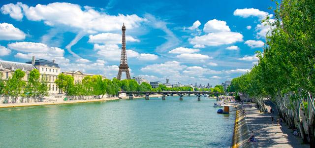 Paris - Feriados de 2015