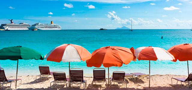 Saint Marteen - Caribe