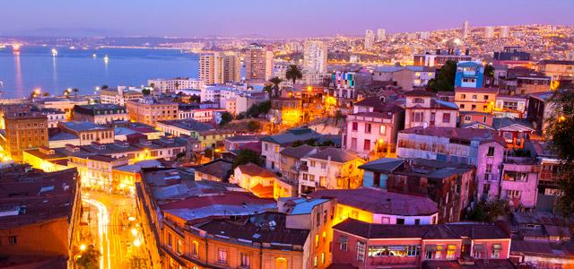 Valparaíso - Viagem para o Chile