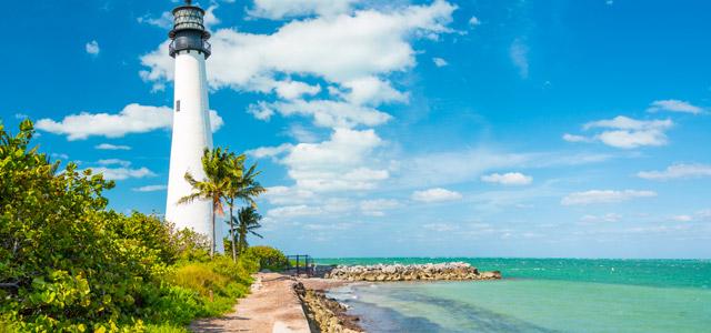 Key Biscayne - Praias de Miami