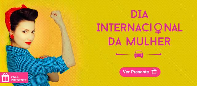Dia Internacional das Mulheres