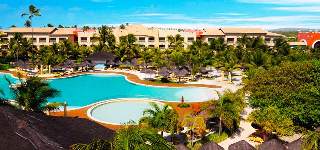 Sol e mar em um dos melhores resorts All-Inclusive do Brasil. Aproveite o feriado de Tiradentes