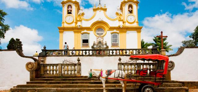 Tiradentes, MG - Pousada Pequena Tiradentes