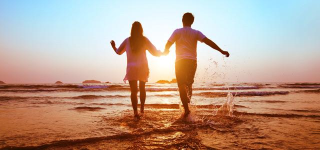 Assistir o pôr-do-sol abraçadinho com quem você ama em Santa Catarina