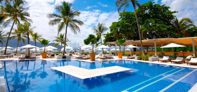 Sea Club, em Ilhabela