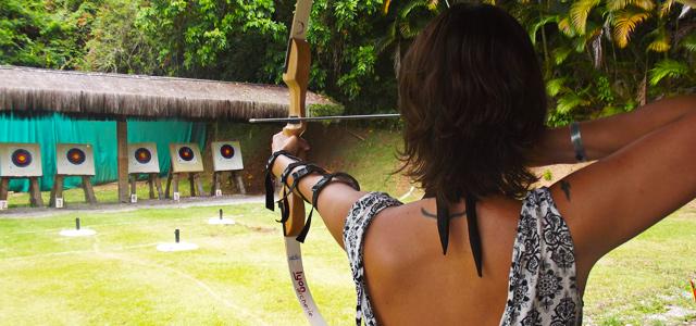 Mais atividades você encontrará no Club Med Rio das Pedras