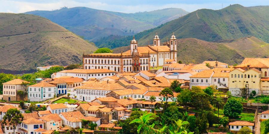 Essa cidade de Ouro Preto vale ouro!