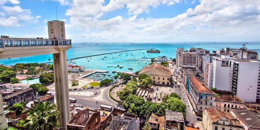 Paraísos, praias, ilhas e cidades da Bahia
