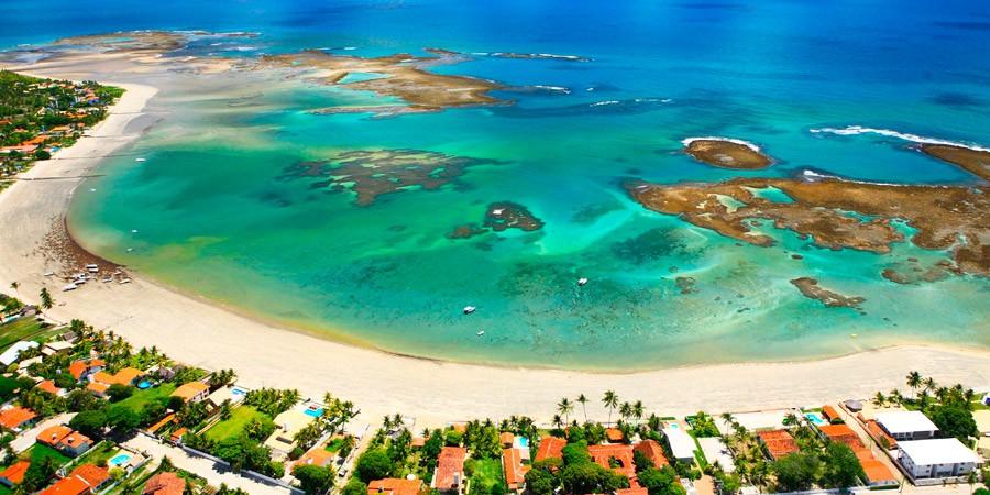 Serrambi Resort tem diversão até no fundo do mar