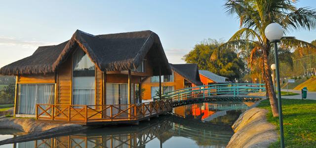 Chalés no Mavsa Resort