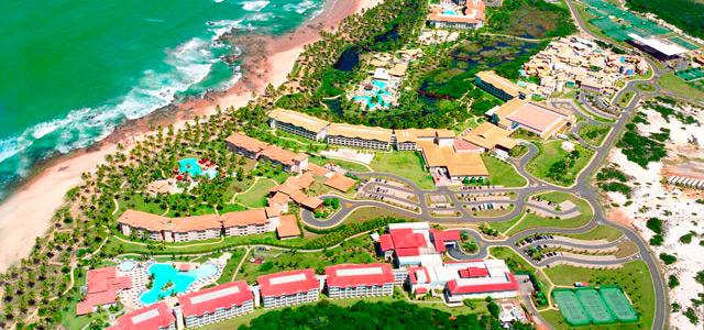 Costa do Sauípe - Cidades da Bahia
