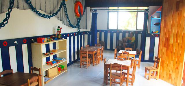 Espaço Infantil no Serrambi Resort