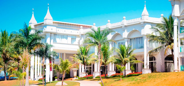 Fachada do Mavsa Resort