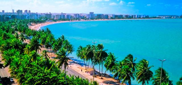 Conheça as praias no passeios em Maceió