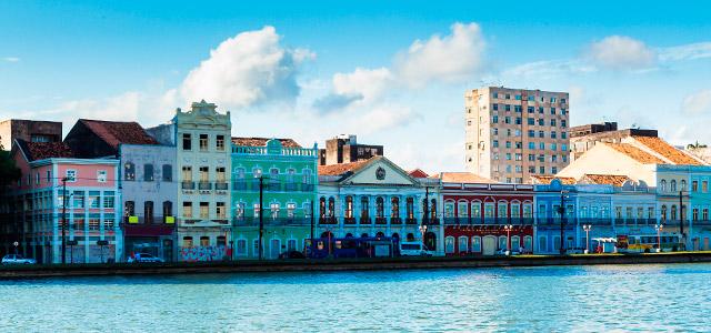 Centro cultural em Recife