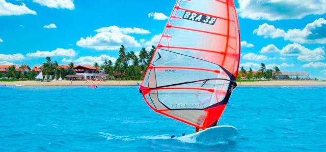 Windsurf - Serrambi Resort