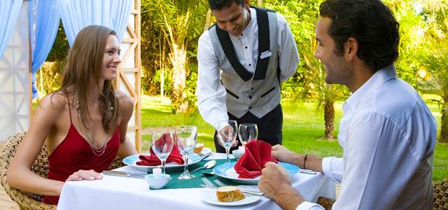 Gastronomia no Club Med