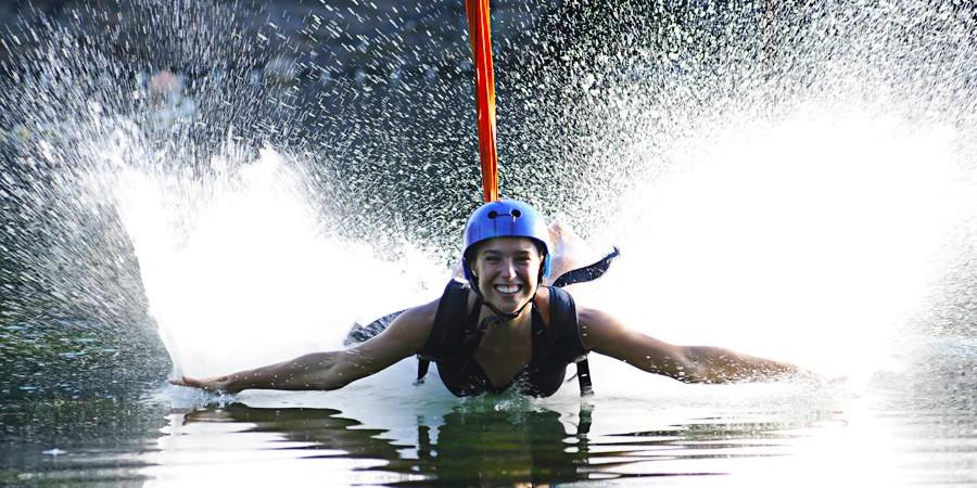 Um mergulho no Rio Quente Resorts