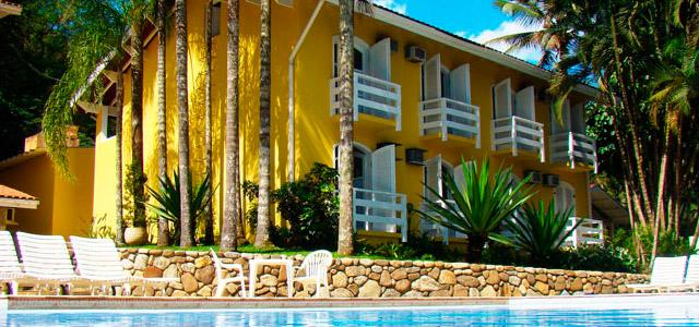 Hotel Canoa - Hotel em São Sebastião