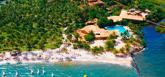 Club Med Itaparica - o dia do trabalhador