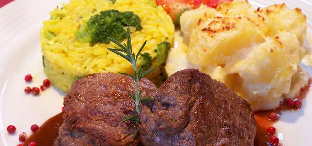 Restaurante Colosseo - Restaurantes em Gramado