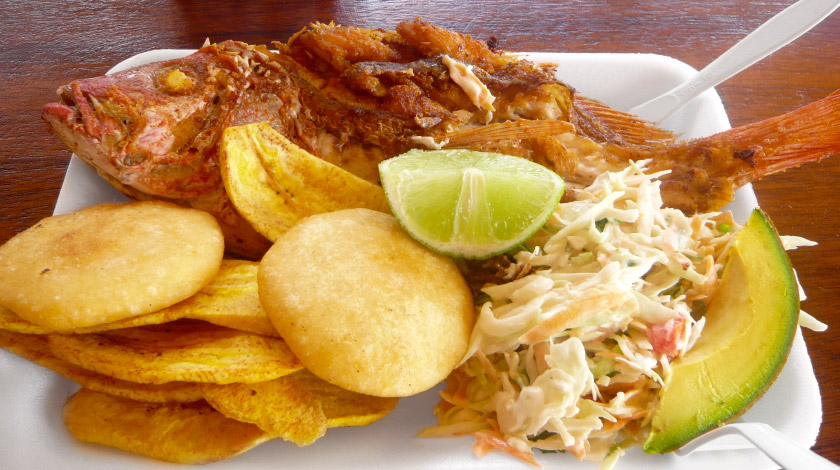 Comida Tradicional da Venezuela