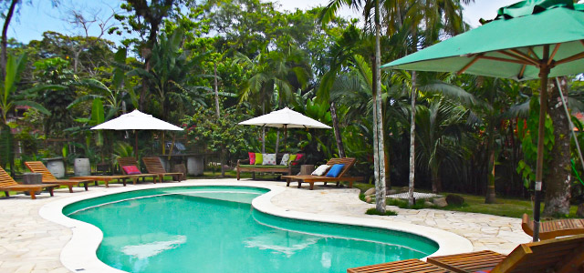 Estalagem Camburi - Hotel em São Sebastião