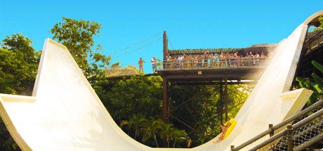 Half Pipe - Rio Quente Resorts