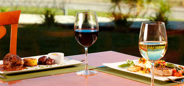 Restaurante Las Brisas - Conrad Punta del Este