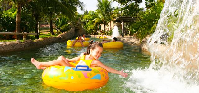Lazy River - Rio Quente Resorts