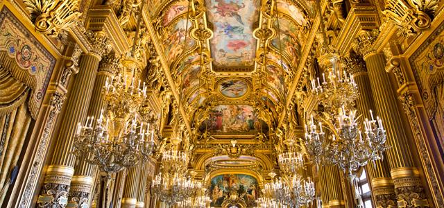 Palais Garnier - viagem para Paris