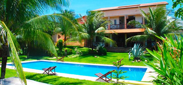 Residenza Canoa - Pousada em Canoa Quebrada