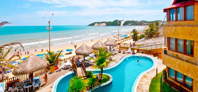 Visual Praia Hotel - o dia do trabalhador