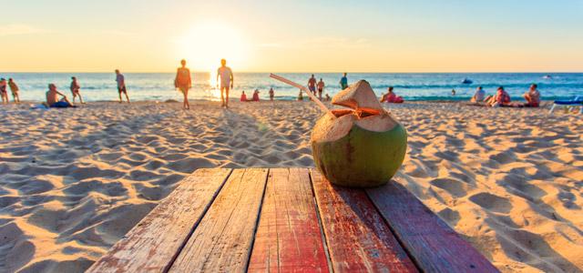 A quase perfeita Praia de Itacoatiara.