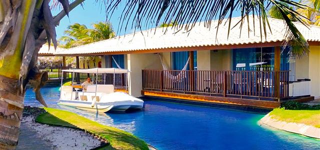 O Dom Pedro Laguna pontua como melhor Beach Resort da América do Sul.