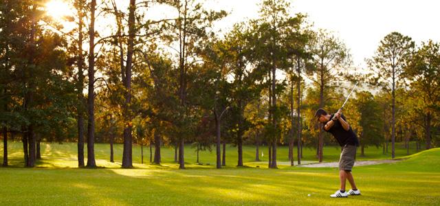 Desfrute de um amplo Campo de Golfe no charmoso Hotel & Golfe Clube dos 500