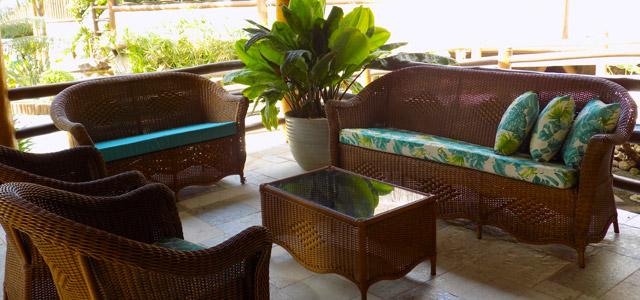 Conheça o delicioso lounge do Refúgio Cheiro de Mato
