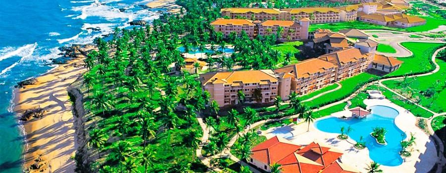 Costa do Sauípe: um mundo à parte!