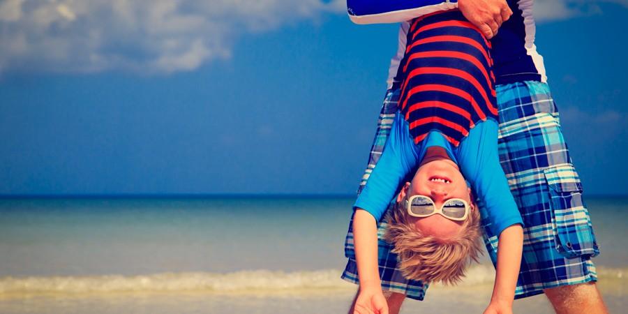 O que fazer nas férias com as crianças?
