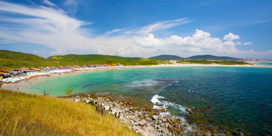 Por que uma viagem para Cabo Frio?