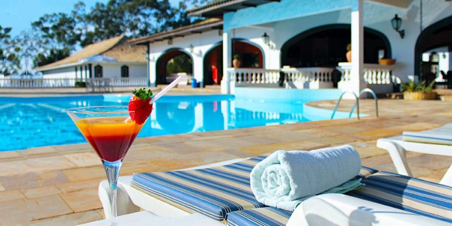 Um hotel em Itu para curtir o fim de semana