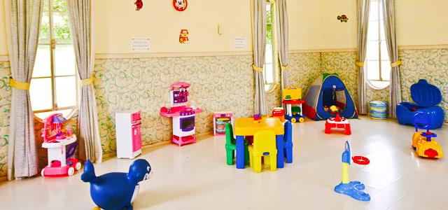 Com um completo kids club o San Raphael Country Hotel é um excelente hotel em Itu para viajar.