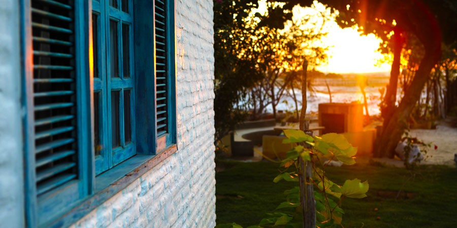 Fuja para um hotel em Canoa Quebrada