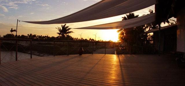 O Sítio Escondido, hotel em Canoa Quebrada, preserva além do bem estar do seu hospede, ações ultra sustentáveis