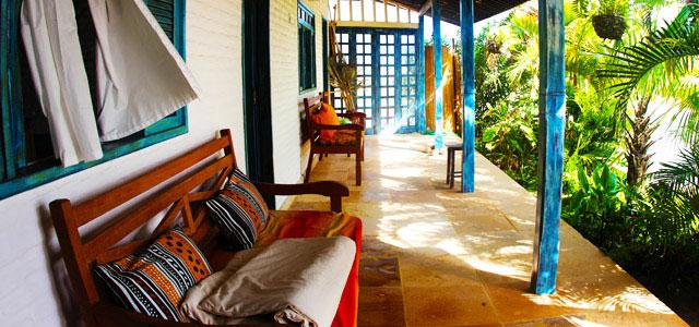 Relaxe com uma estadia em um hotel em Canoa Quebrada