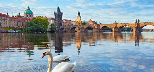 Arquitetura e cultura de Praga - Europa central