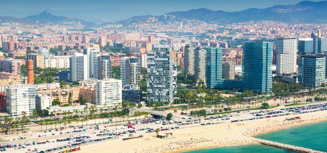 Barcelona - Verão na Europa