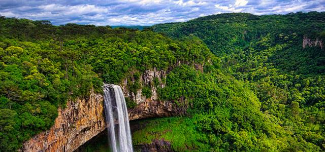 Cascata Caracol - Serra Gaúcha