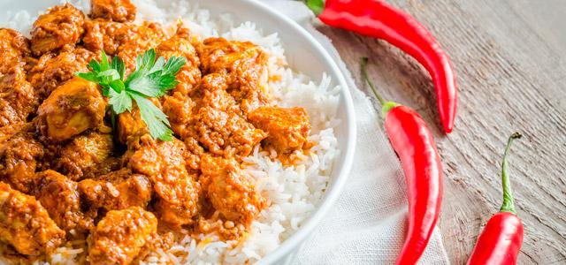 Culinária indiana - Santiago