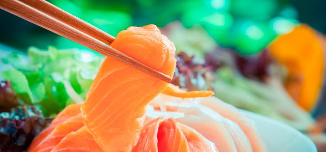 Culinária japonesa - Santiago